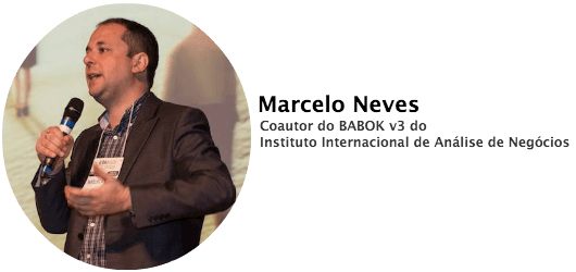Marcelo Neves coautor do BABOK 3